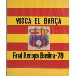 VISVA EL BARÇA. FINAL RECOPA BASILEA - 79