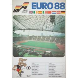 UEFA 88. EURO 88. BERNI