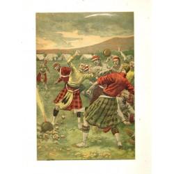 BA GAME OF SCOTLAND