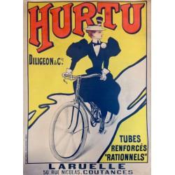 HURTU (CYCLES) TUBES RENFORCES
