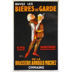 BUVEZ LES BIERES DE GARDE. ONNAING...