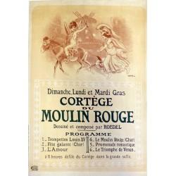 CORTEGE DU MOULIN ROUGE...