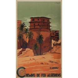 L'AURES CHEMINS DE FER ALGERIENS...