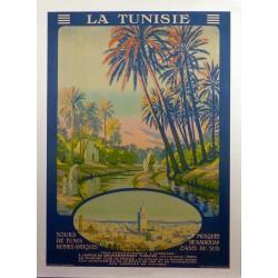 TUNISIE MOSQUEE DE KAIROUAN OASIS du SUD...