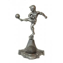 FOOTBALL. CENDRIER MÉTAL. Vers 1940