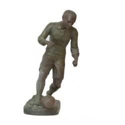 FOOTBALL. CALAMINE Vers 1920