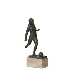 FOOTBALL. CALAMINE. Ca. 1920