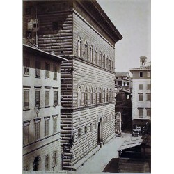 FIRENZE.PALAZZO STROZZI. SOMMER / BEHLES, E