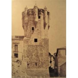 SALAMANCA, TORRE DEL CLAVERO. LAURENT, Phot.