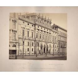WIEN, PALACIO DEL ARCHIDUQUE GUILLERMO. FRANKENSTEIN VON , PHOT.