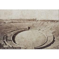 NAPOLI, Anfiteatro di Pompei.