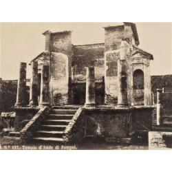 NAPOLI. Tempio d'Iside di Pompei.