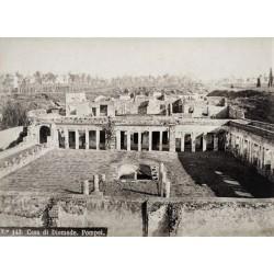 NAPOLI, Casa di Diomede. Pompei.