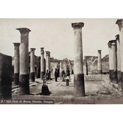 NAPOLI, Pompei. Casa di Marco Olconio