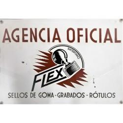 FLEX. SELLOS DE GOMA - GRABADOS - ROTULOS. AGENCIA OFICIAL