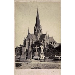 WIEN,Iglesia de los Lazaristas. ANGERER A & V Phot.