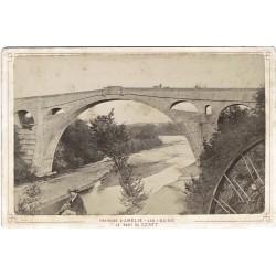 CÉRET, Environs d'Amelie les Bains. Le Pont de Céret