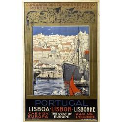 PORTUGAL LISBOA - LISBON - LISBONNE