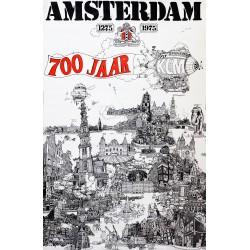 AMSTERDAM 1275 - 1975. 700 JAAR