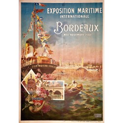BORDEAUX. EXPOSITION MARITIME INTERNATIONALE