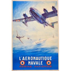 L'AERONAUTIQUE NAVALE. MARINE NATIONALE