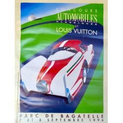 CONCOURS AUTOMOBILES CLASSIQUES ET LOUIS VUITTON /