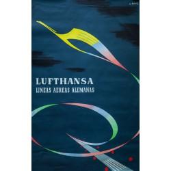 LUFTHANSA LINEAS AEREAS ALEMANAS