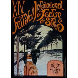XIV FESTIVAL INTERNACIONAL DE TEATRE DE SITGES. OCTUBRE 1981 /