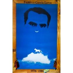 1936-1986 FEDERICO GARCIA LORCA