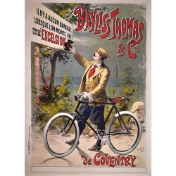 CYCLE EXCELSIOR. BAYLISS THOMAS & Co. /