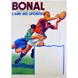 RUGBY / FOOTBALL. BONAL L'AMI DES SPORTIFS /