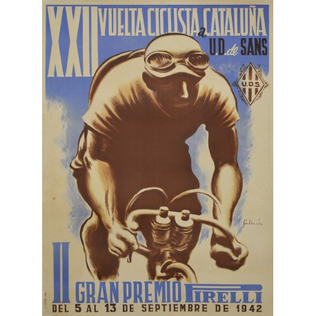 XXII VUELTA CICLISTA A CATALUÑA 1942 //