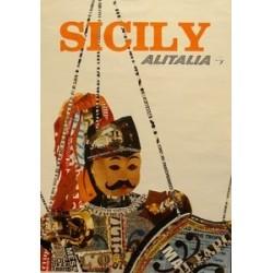 SICILY. ALITALIA (SICILIA)