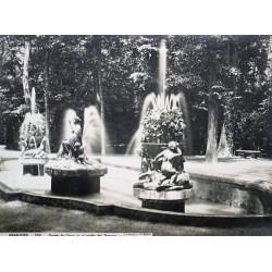 ARANJUEZ, FACHADA MERIDIONAL DEL PALACIO REAL