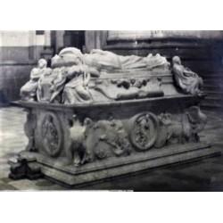 TOLEDO. SEPULCRO DEL CARDENAL TAVERA (HOSPITAL DE AFUERA)