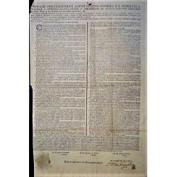 ENQUÊTEURS APOSTOLIQUES. SÉVILLE 1797. INDEX LIBRORUM PROHIBITORUM