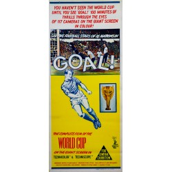 GOAL. THE COMPLETE FILM OF THE WORLD CUP 1966