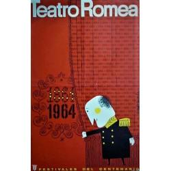 TEATRO ROMEA. 1864-1964. GIRALT MIRACLE