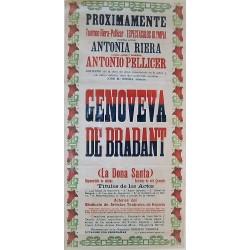 GENOVEVA DE BRABANT