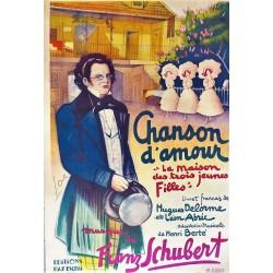 CHANSON D'AMOUR, MUSIQUE DE FRANZ SCHUBERT