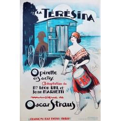 LA TERESINA. MUSIQUE DE OSCAR STRAUS