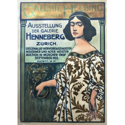 GALERIE HELBING. AUCTION IN MÜNCHEN. ZURICH 1903.