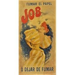 FUMAR EL PAPEL JOB, O DEJAR DE FUMAR. JULES CHERET