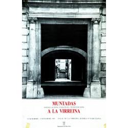 MUNTADAS A LA VIRREINA. INSTAL.LACIONS/PASSATGES7INTERVENCIONS
