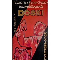 DOSKI EL MAS PODEROSO TONICO RECONSTITUYENTE