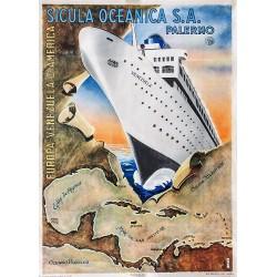 SICULA OCEANICA S.A. EUROPA-VENEZUELA-C. AMERICA