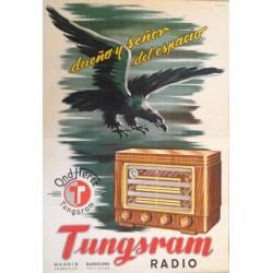 TUNGSGRAM RADIO. DUEÑO Y SEÑOR DEL ESPACIO