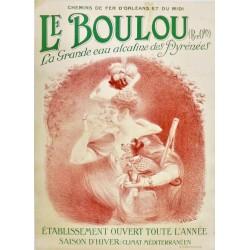 LE BOULOU. LA GRANDE EAU ALCALINE DES PYRENEES