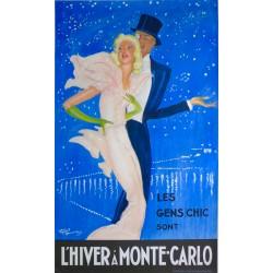 L'HIVER A MONTE-CARLO