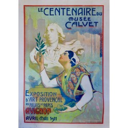 LE CENTENAIRE DU MUSEE CALVET. AVIGNON 1911 19